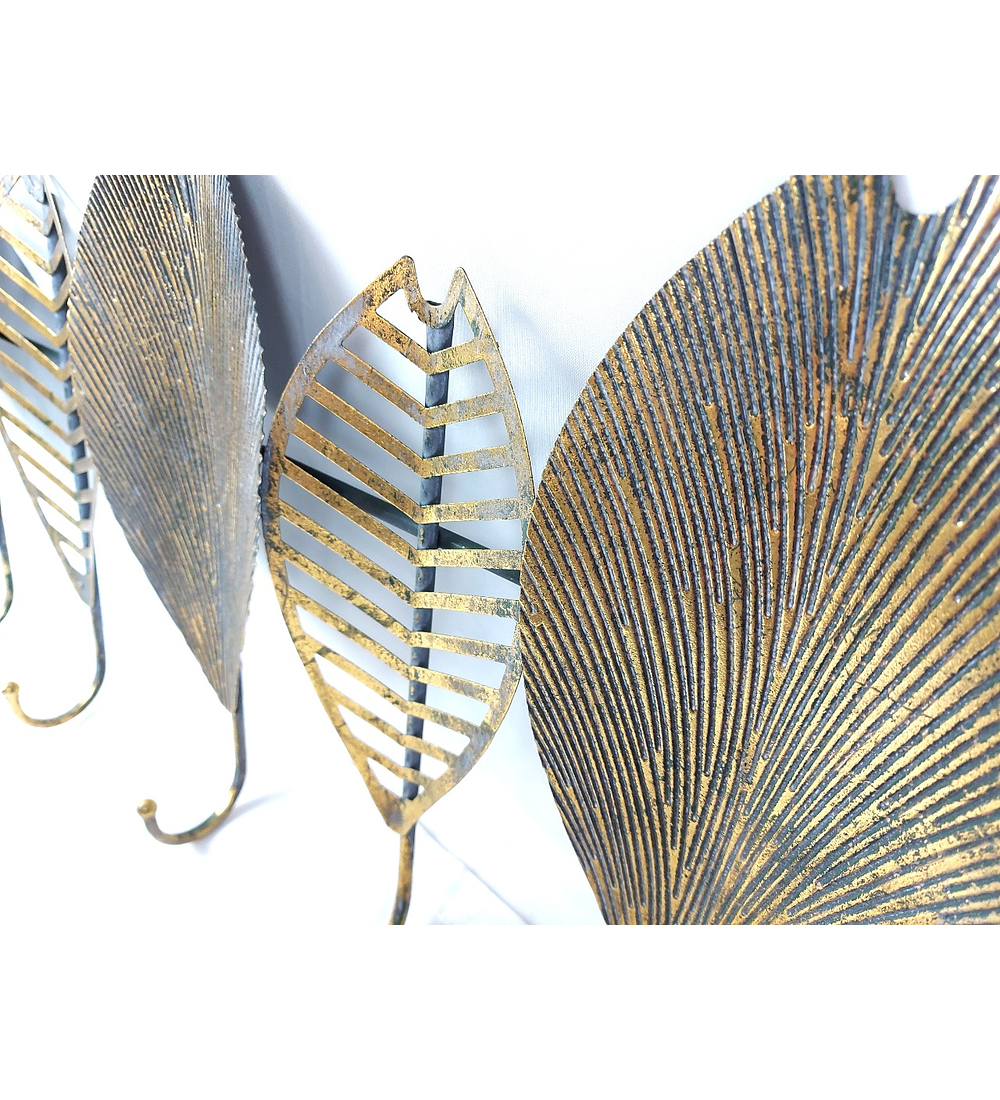 Percha hojas