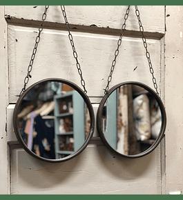 Espejo colgante