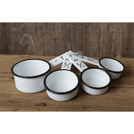 Pack 12 tazas medidoras