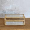 Joyeros vidrio rectangulares