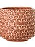 Macetero coral