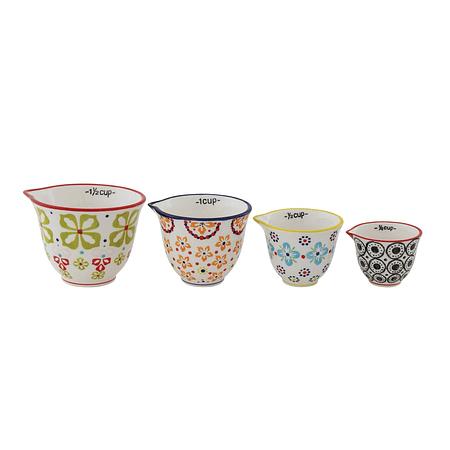 Set tazas medidoras cerámica