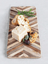 Tabla madera chevron