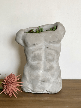 Macetero torso