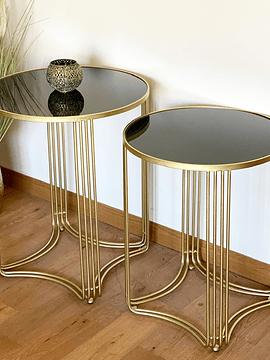 Mesas doradas