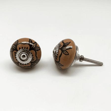 Tirador cerámica