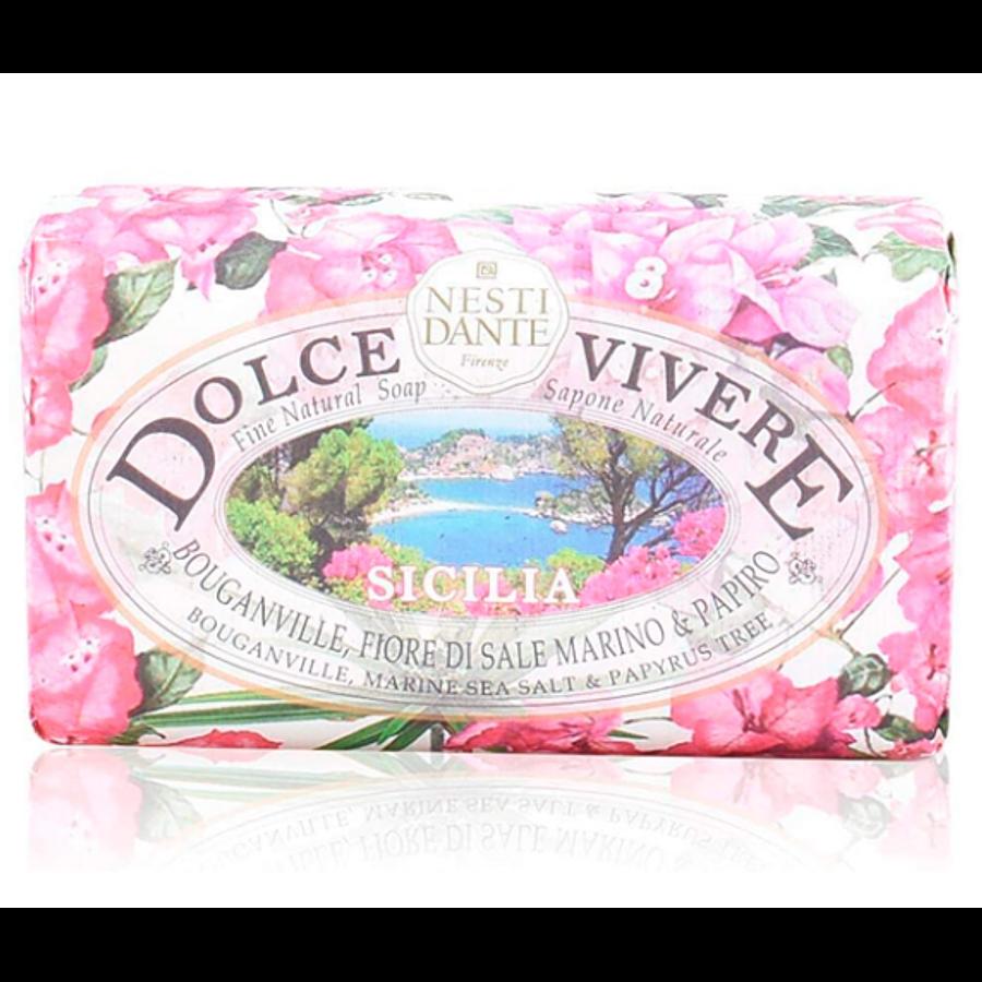 Jabón natural Sicilia