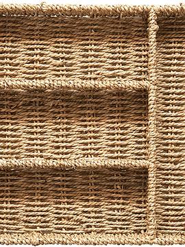 Bandeja organizadora fibra