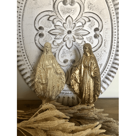 Virgen hierro