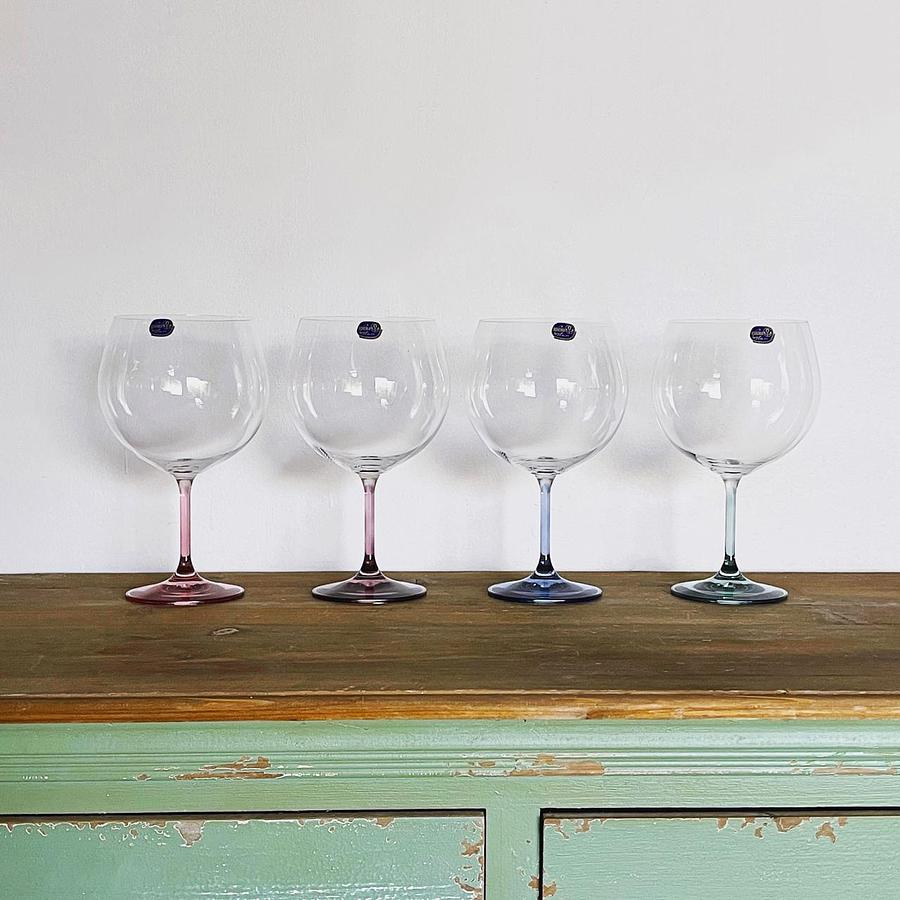 Set copas vino