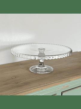 Pedestal vidrio