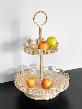 Frutera pedestal filigrana