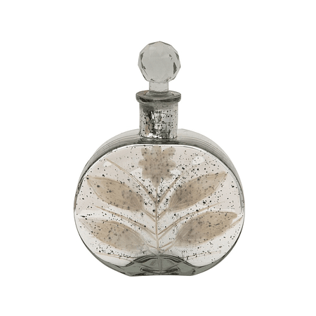 Botella vidrio mercurio