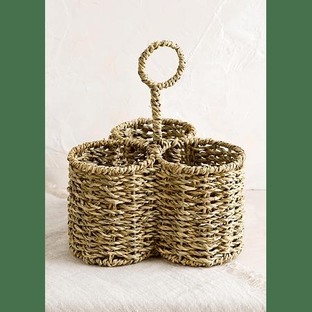 Porta utensilios fibra