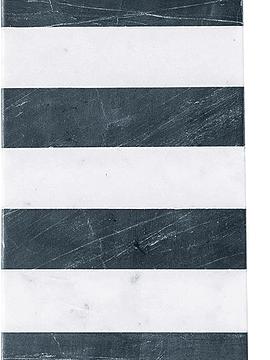 Tabla mármol blanco negro