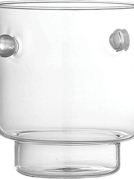 Hielera vidrio