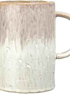 Jarra cerámica esmaltada
