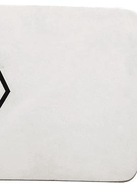 Tabla mármol chevron