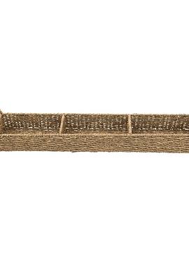 Bandeja fibra tres secciones
