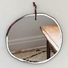 Espejos irregulares biselados
