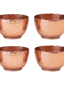 Set bowls cobre