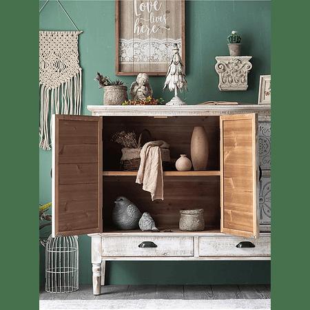 Buffet mueble madera