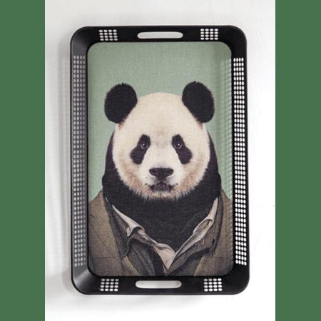 Bandejas animales rectangulares