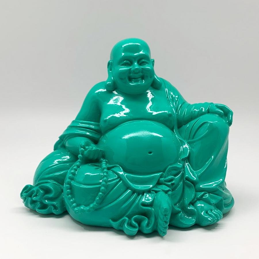 Buda verde abundancia