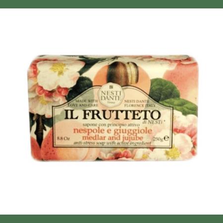 Jabón Níspero y Flor de azufaifa