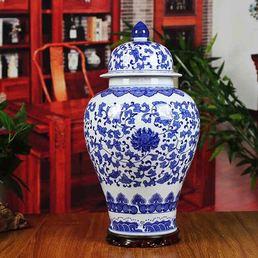 Jarrón cerámica A