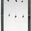 Organizador mural clips