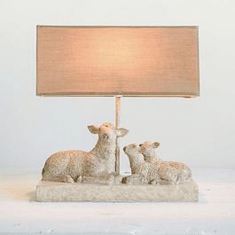 Lámpara ovejas