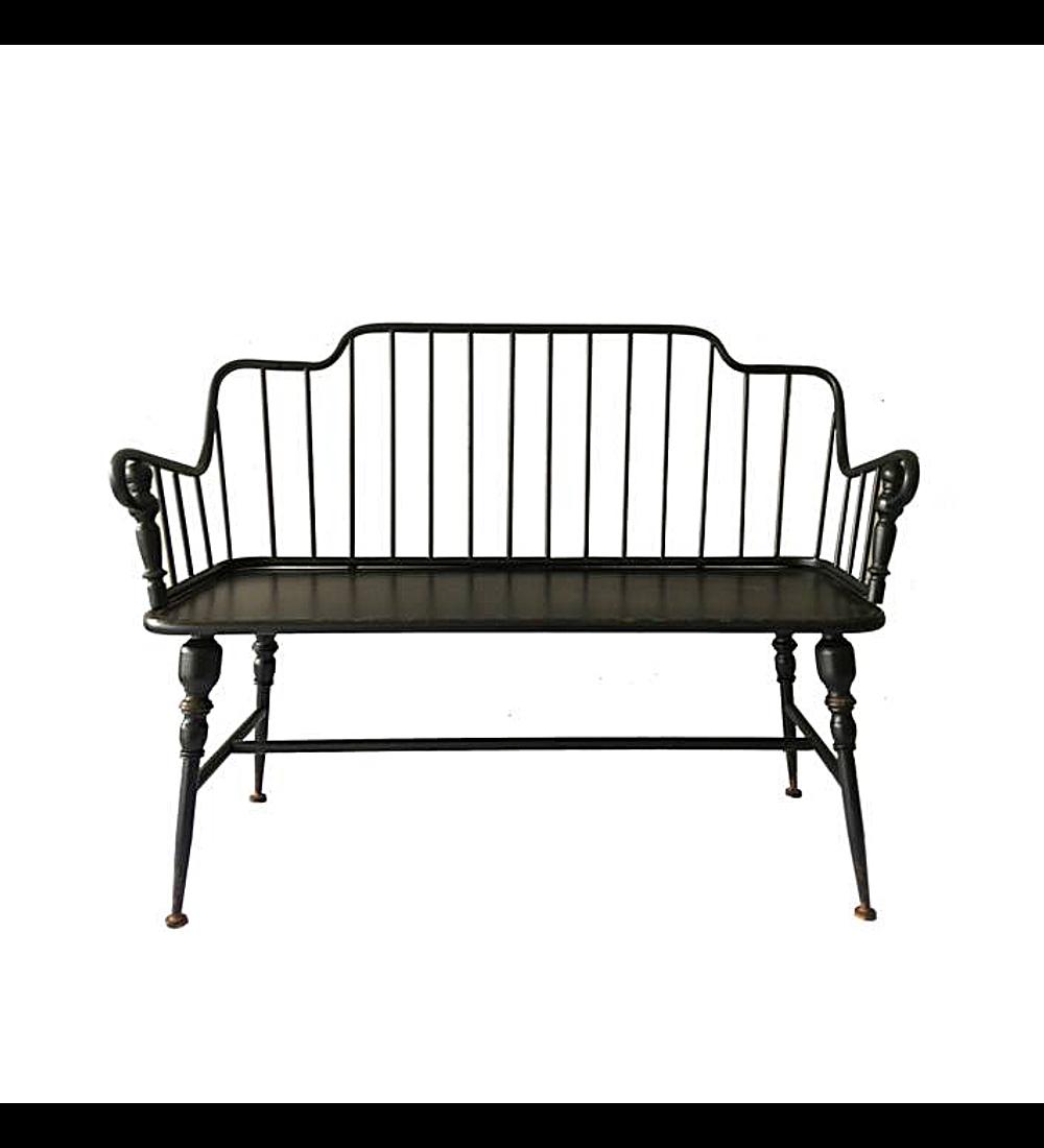 Sofá negro