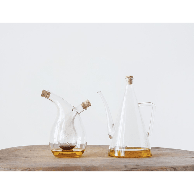 Aceiteros vidrio