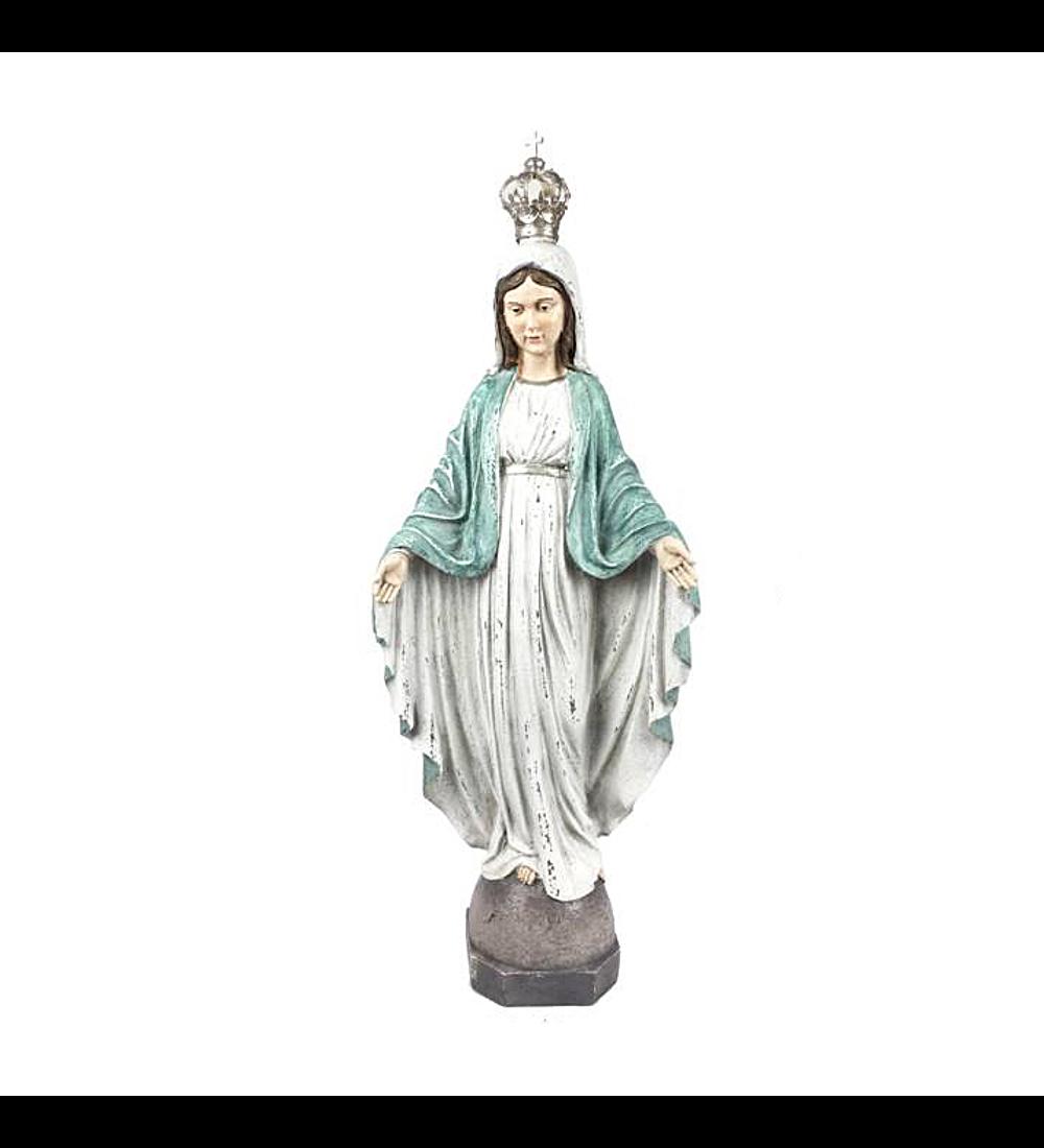 Virgen María corona
