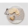 Tabla mármol circular