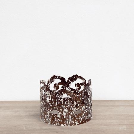 Corona metálica