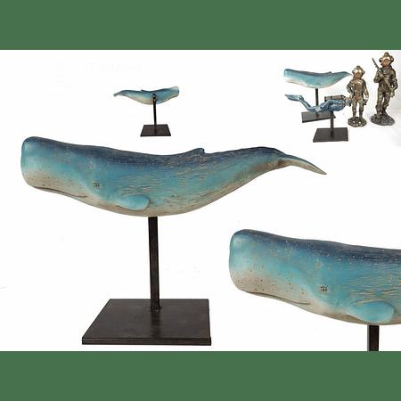Pedestal ballena