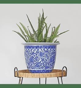 Macetero cerámica D