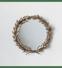 Espejo laurel