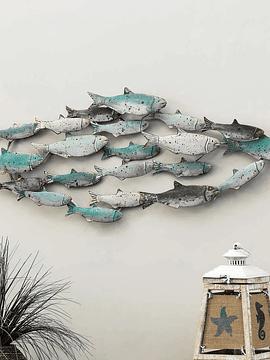 Peces murales