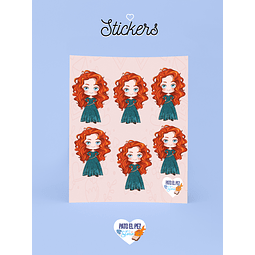 STICKER MERIDA