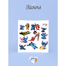 STICKER STITCH