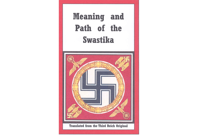 The Meaning and Path of the Swastika by Jörg Lechler