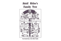 Adolf Hitler's Family Tree by Alfred Konder