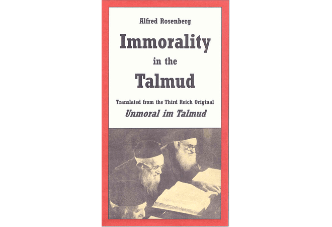 Immorality in the Talmud by Alfred Rosenberg