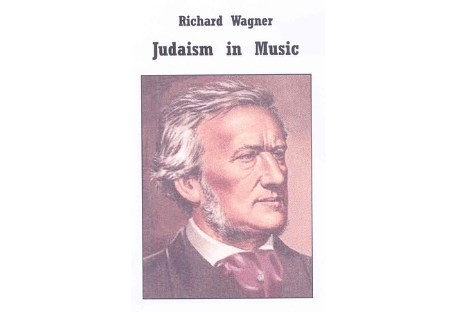 Judaism in Music by Richard Wagner