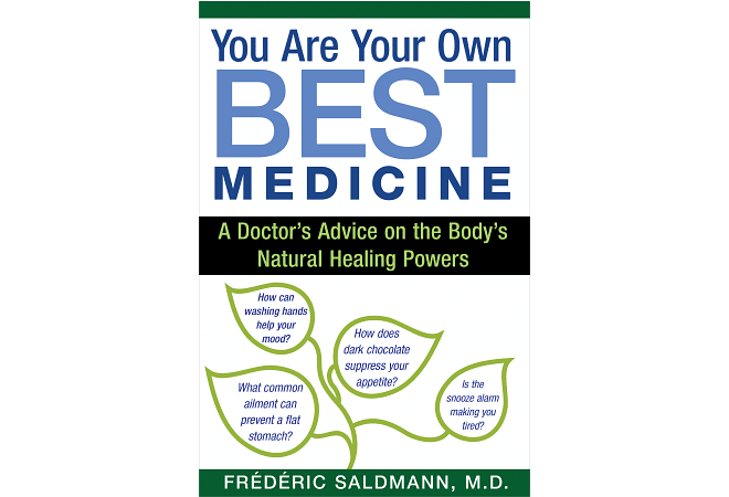 You Are Your Own Best Medicine by Frédéric Saldmann, M.D.