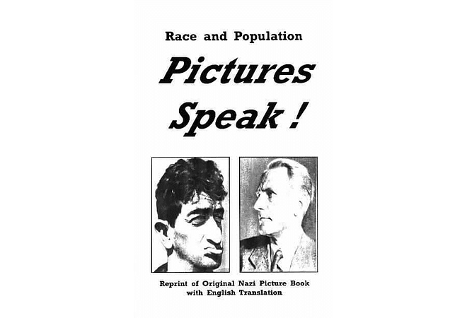 Race and Population: Pictures Speak!