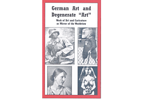 German Art an Degenerate